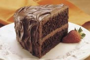 """Perfectly Chocolate"" Cake"