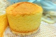 Old-Fashioned Sponge Cake