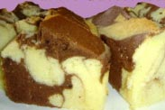 Marble Butter Cake